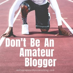 Guest posting is not for amateur bloggers