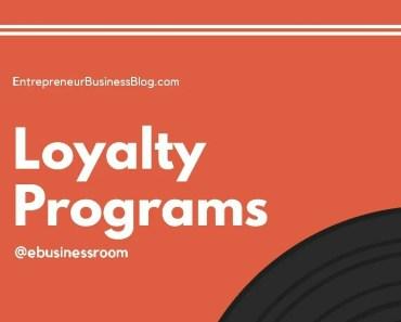 Reward loyalty programs.