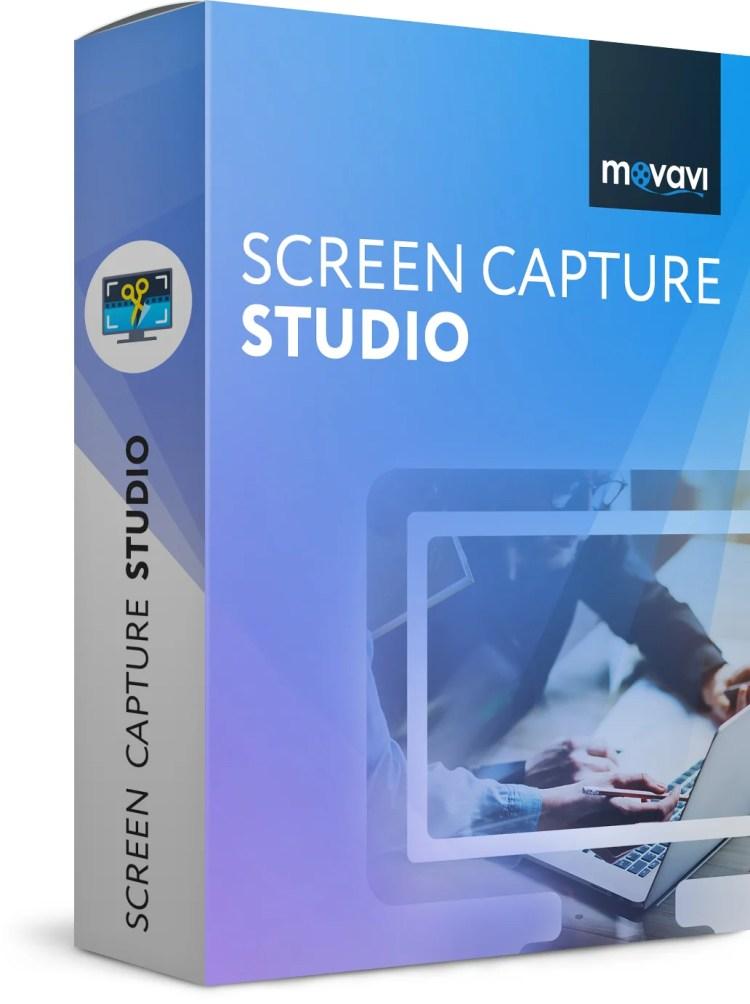 Movavi screen capture apps