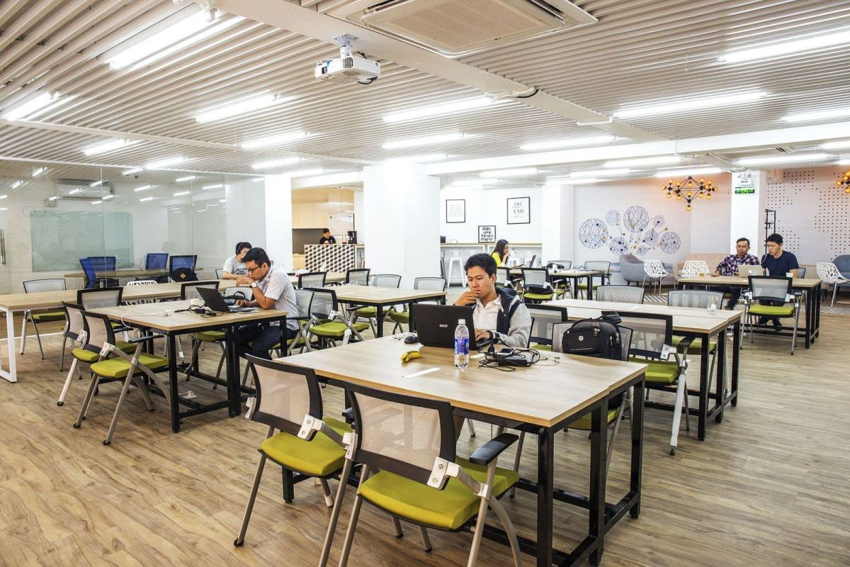 Common co-working space myths