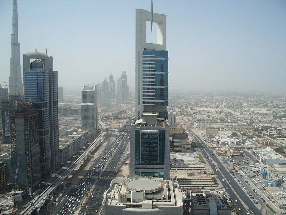 Property investment in key locations in Dubai