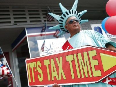 It is tax season again