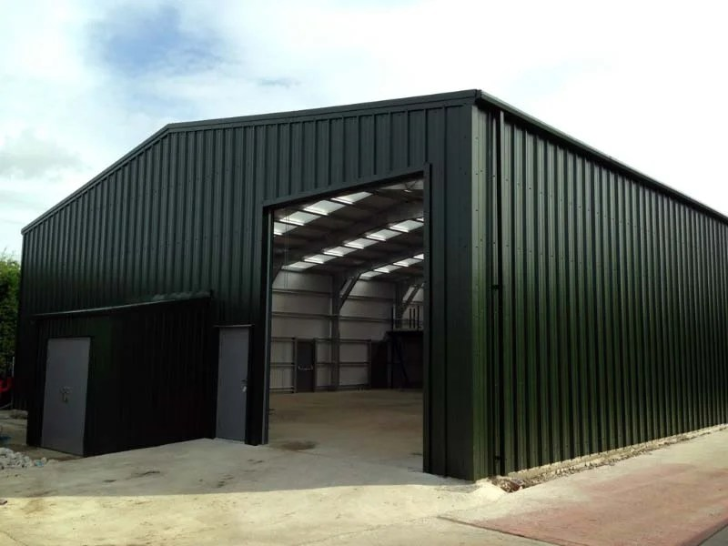 Top Benefits of Temporary Industrial Buildings and Warehouses