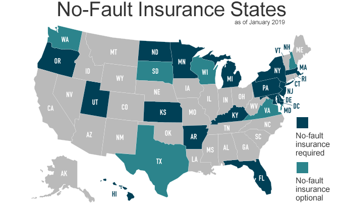 Is the State of Nevada a no-fault State