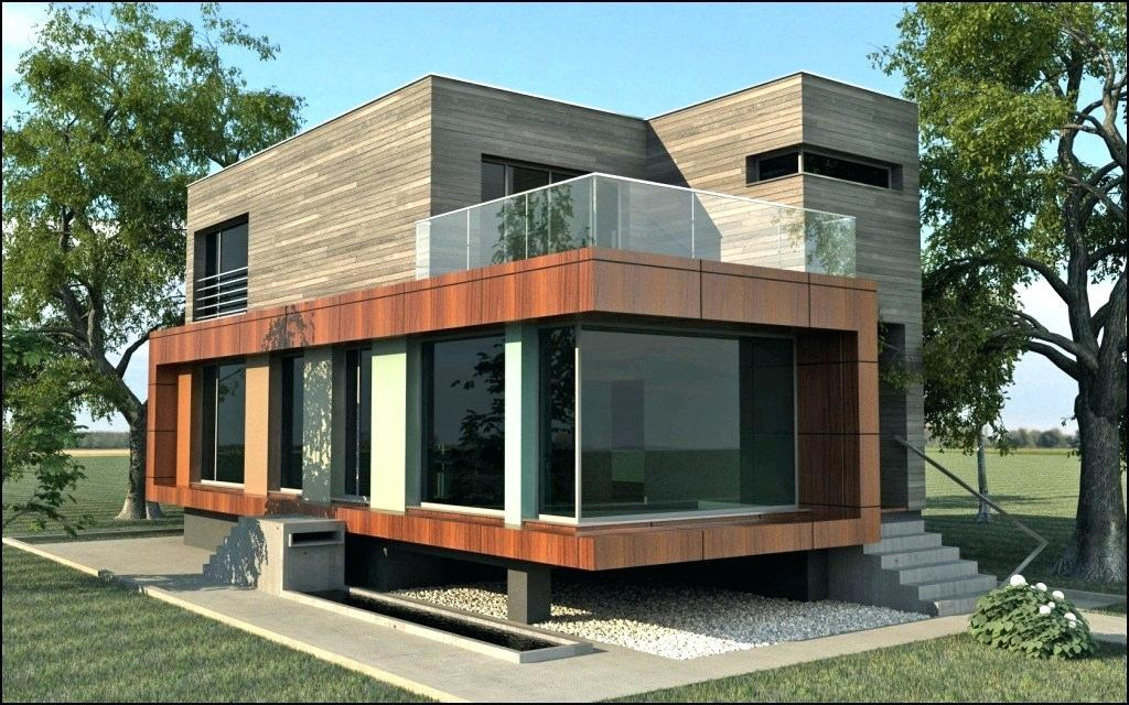 Homes and offices built from storage shipping containers