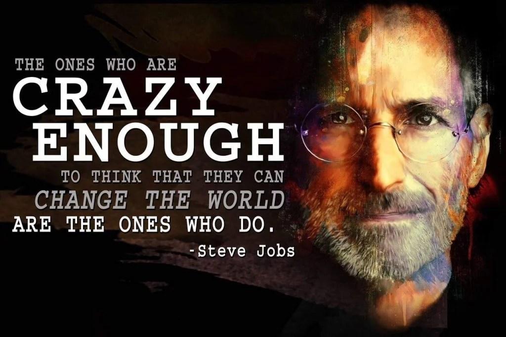 Steve Jobs on hiring and wealth creation