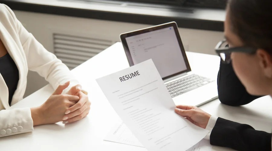 Why there's much gap in your resume for a long time
