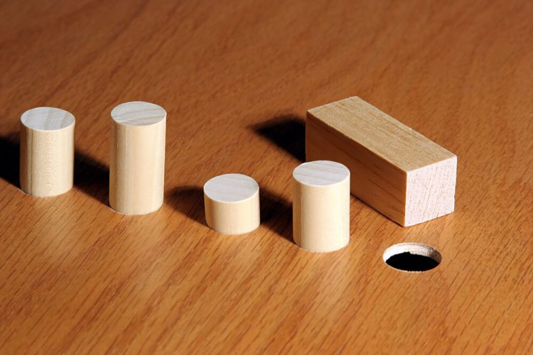A round peg in a square hole is a misfit in leadership