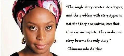The Danger of a Single Story – Chimamanda Ngozi Adichie TED Talk