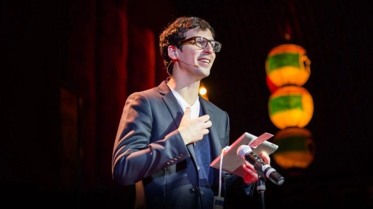 The technology of storytelling -  Joe Sabia TED Talk