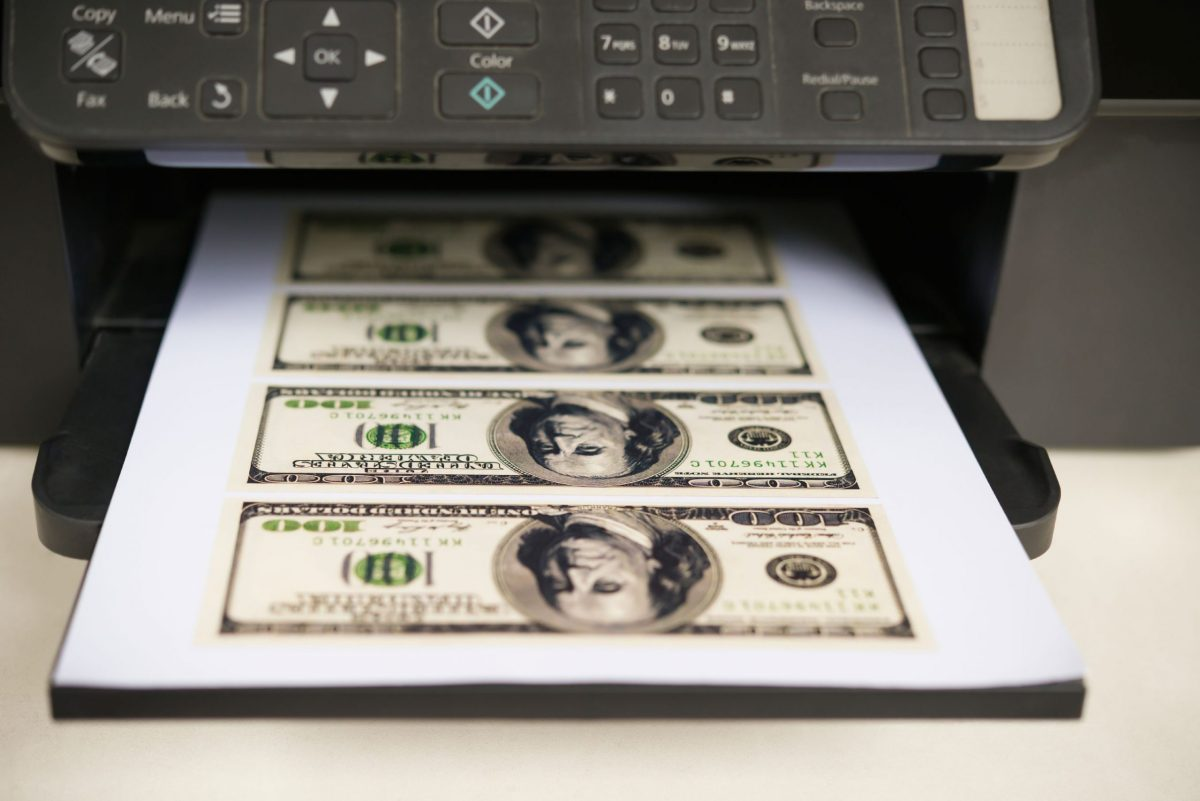 The fastest way to print money online is to offer your skills on freelance writing platforms