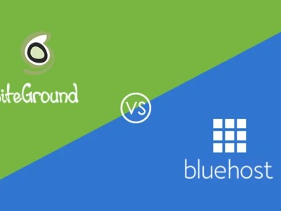 Siteground vs Bluehost - which is the best web hosting company
