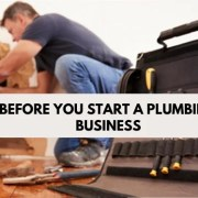 Things you need to do before starting a plumbing business