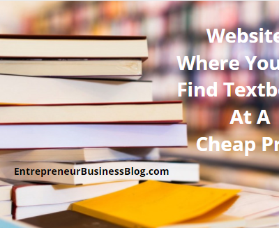 Top websites where you can find textbooks at an affordable price