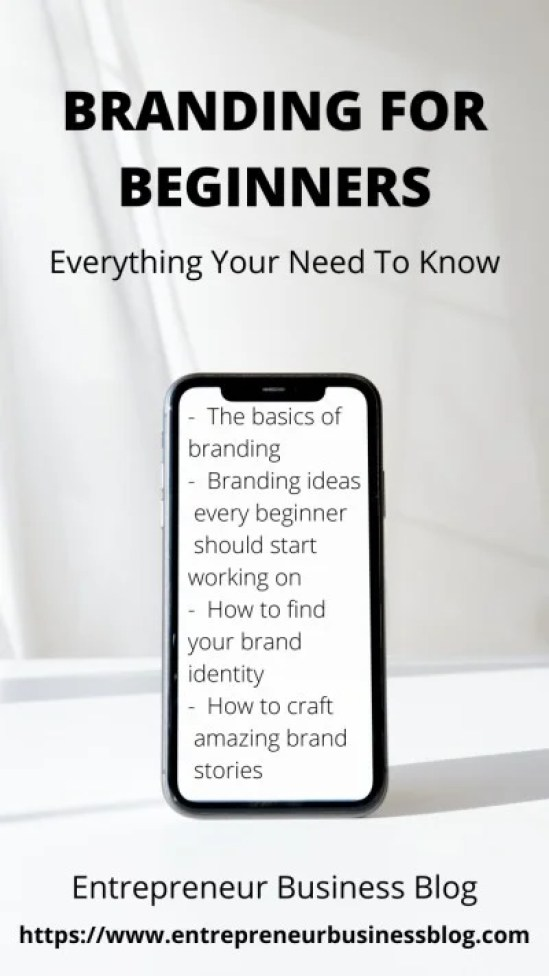 Everything you need to know about branding for beginners