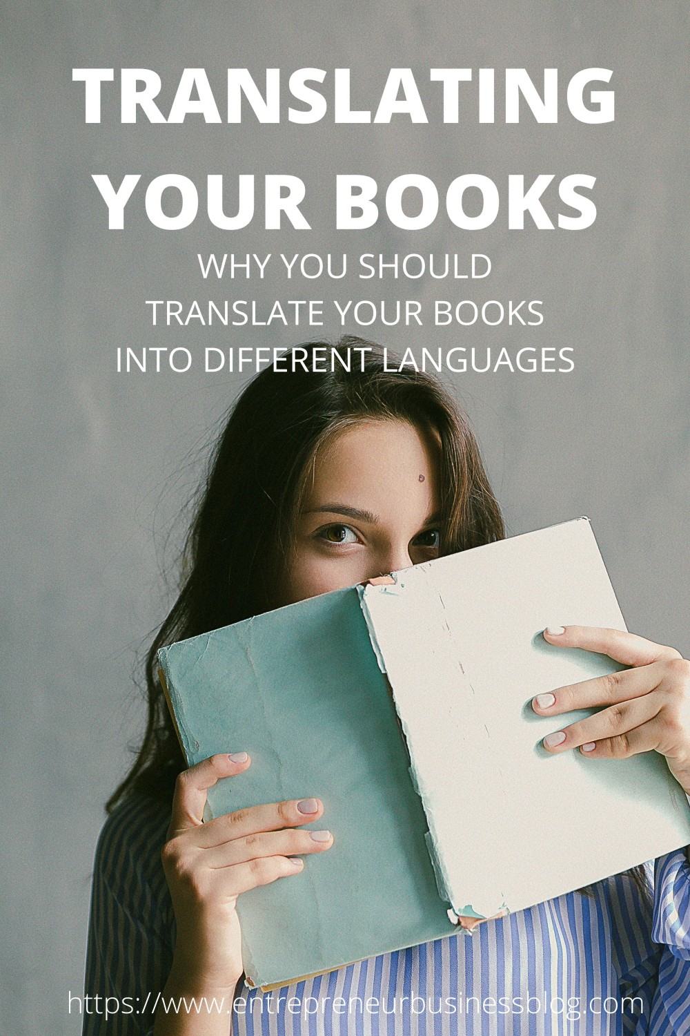 How translating your books into different languages can help you increase sales