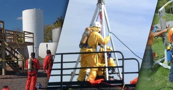 Main Dangers of Working in a Confined Space