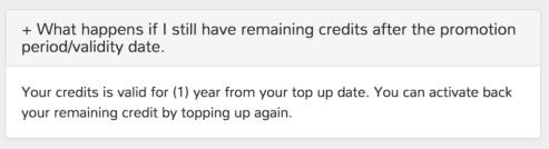 credit reactivation easyparcel