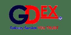 gdex logo