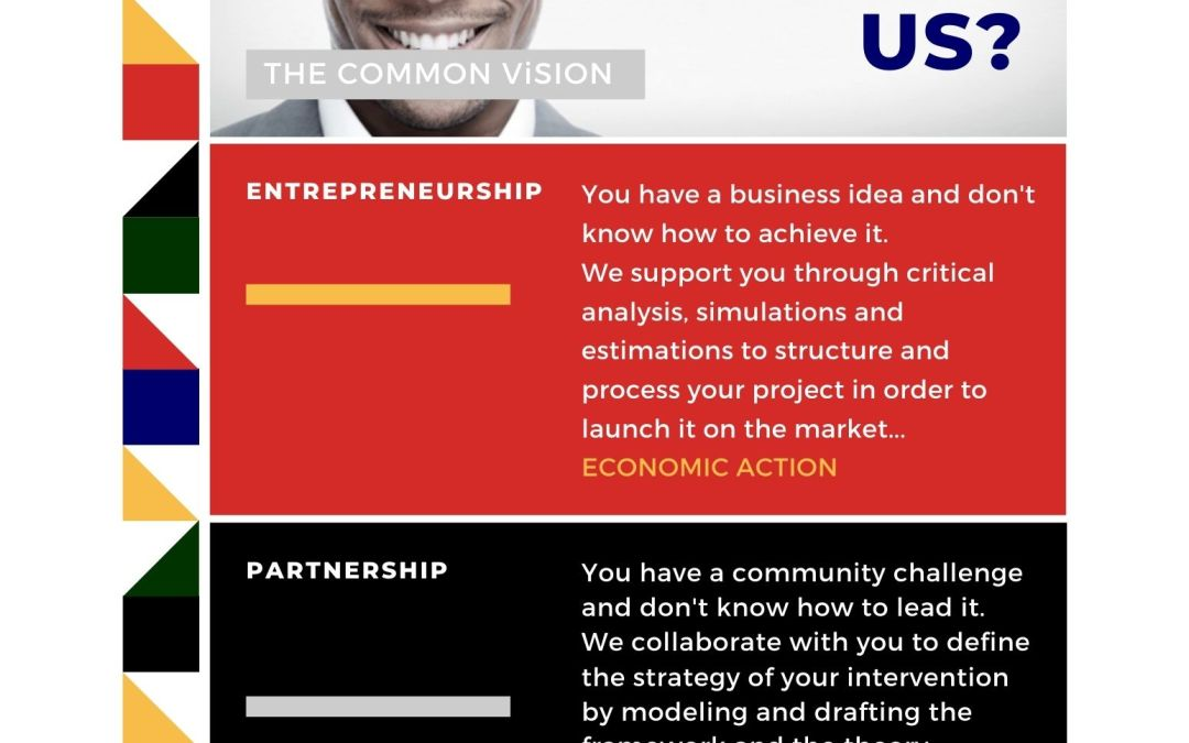 Why do business with us?