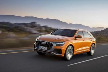 Autotest Entrepreneur Magazine: Audi Q8