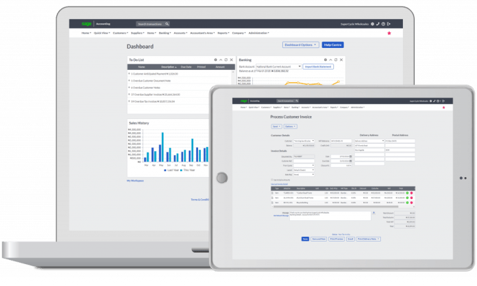 Accounting Software For Small And Medium Businesses In 2019