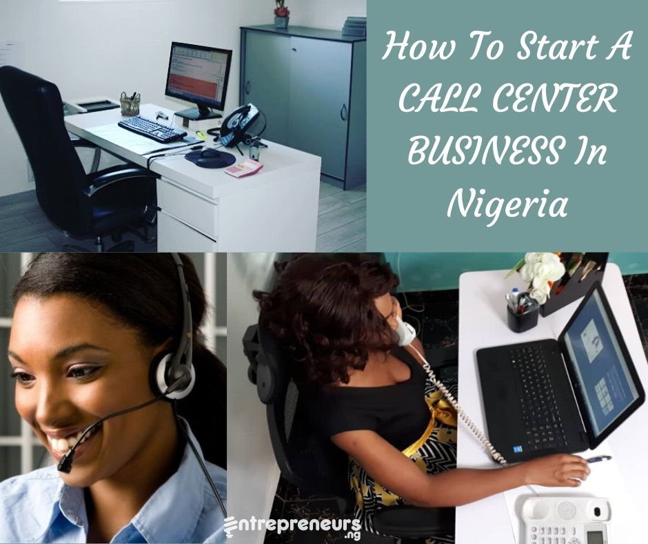 Call Center Business - How To Start A Call Center Business In Nigeria