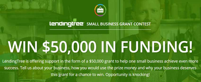 $50,000 Small Business Grant Soutěž