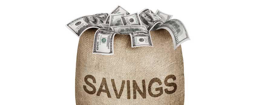 Persönliche Ersparnisse