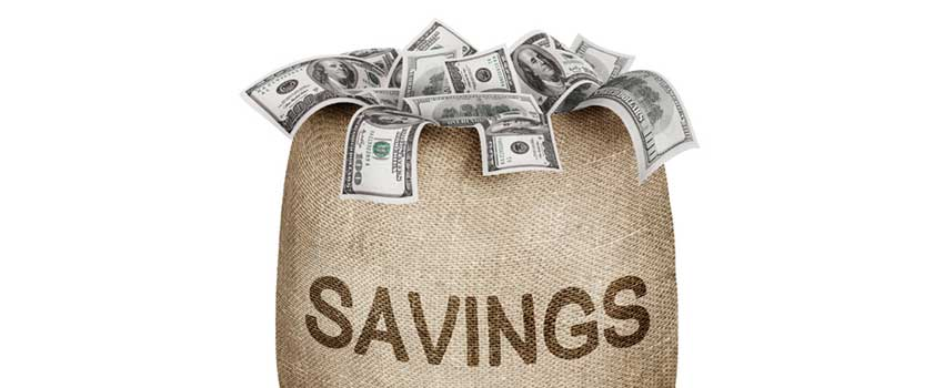 personlige opsparing