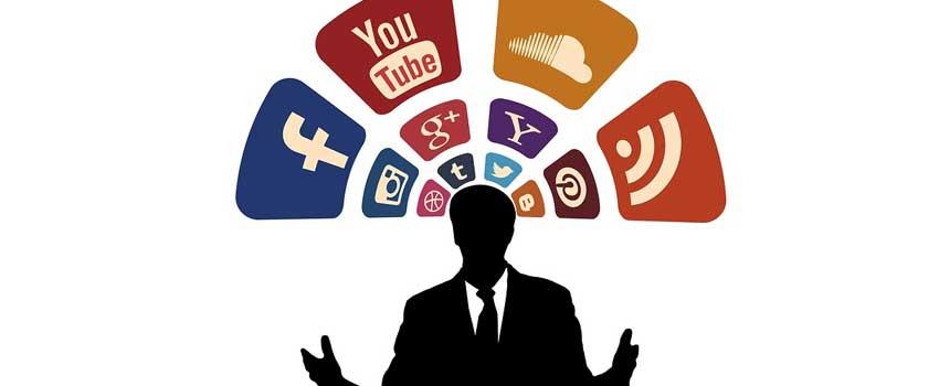 Používání sociálních médií pro podporu svého podnikání je efektivní