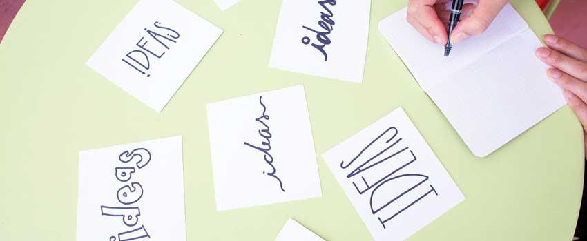 5 iş fikirleri kaynakları