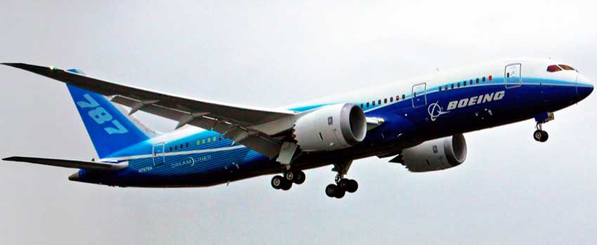Perjanjian Boeing Signs Tentera dan Perdagangan Pesawat dengan Arab Saudi