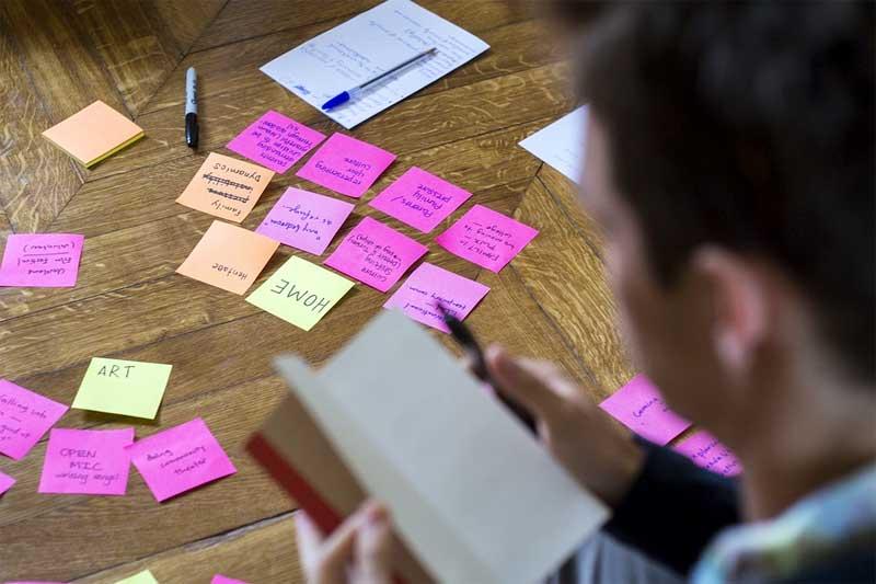 Metode rapide de a veni cu idei de afaceri unice Nume