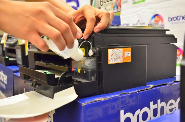 Ink Tank Brother DCP-T300 printer