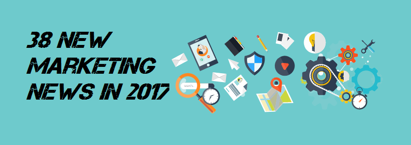 38 new marketing apps in 2017-2018