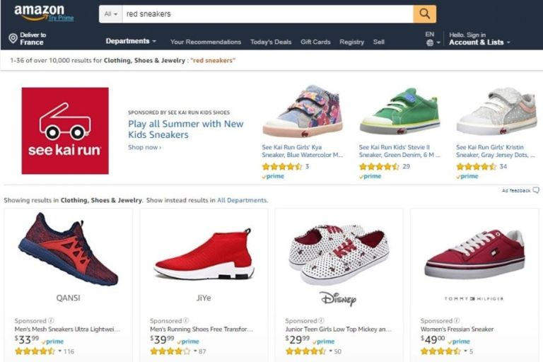 Amazon Prepares Its Launch In Retargeting