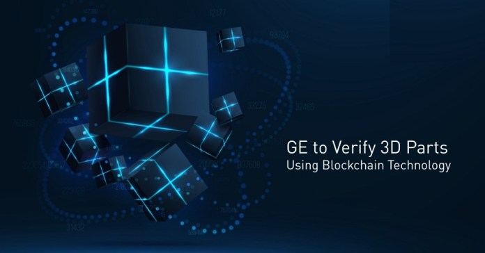 Blockchain To Validate Its 3D Parts