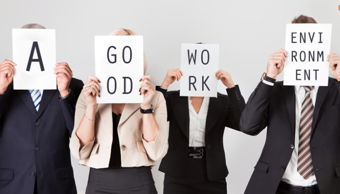 The Importance of Establishing A Good Work Environment and Reaching Goals