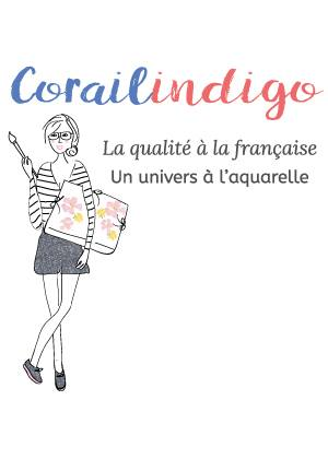 Corail Indigo (packaging)