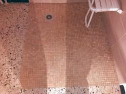 Installation sanitaire pour personne mobilité réduite