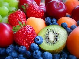 Zumo de frutas con grosellas