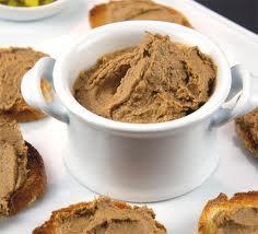 Paté de berberechos