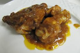 Pollo con cocacola