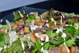 Salsa para ensalada de anchoas y mostaza