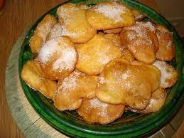 Fritos dulces