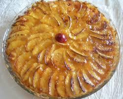 Tarta de manzana de la lela