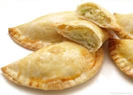 Empanadillas de puerro