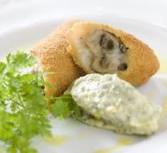 Buñuelos de ostras