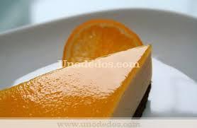Moussee de Naranja